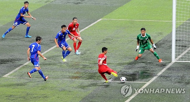 North Korean leader Kim Jong-un has not been shy in expressing his affection for sports. (Image: KCNA)