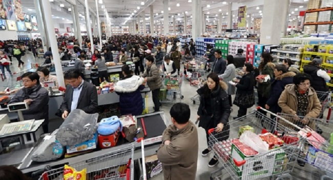 On February 1, a Seoul district court pronounced its verdict, stating that Costco had infringed on the design rights of holder and plaintiff Kwon, and ordered the company to cough up 200 million won in compensation. (Image: Yonhap)