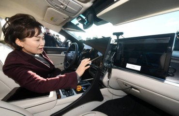 South Korea Shows Off Cooperative Driving Among Autonomous Vehicles