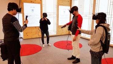 Korea Traditional Culture Center to Open VR Experience Zone