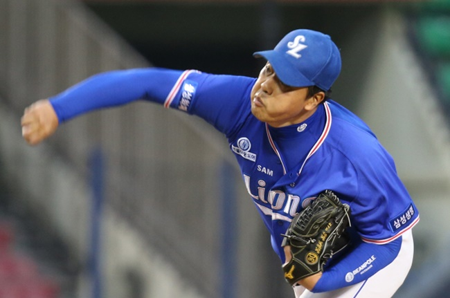 The Samsung Lions will make use of a TrackMan radar system for the first time in the history of the KBO League, which could give the team a strategic advantage.(Image: Yonhap)