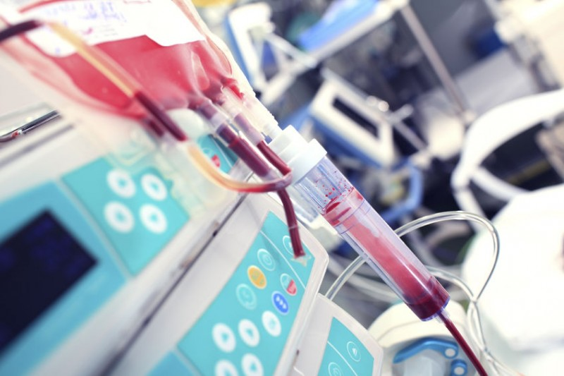 Phthalates Banned From Blood Transfusion Supplies