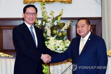 S. Korea Seeks More Arms Deals with Thailand