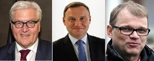 3 European Leaders to Become Honorary Citizens of Seoul