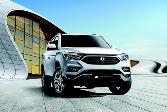 For the whole of 2017, the company posted a net loss of 65.8 billion won (US$61 million), shifting from a net profit of 58.1 billion won a year earlier, SsangYong Motor said in a statement. (Image: Yonhap)