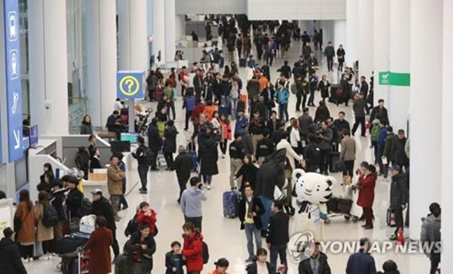 S. Korea Budget Carriers Handle Record 20 Million Passengers in 2017