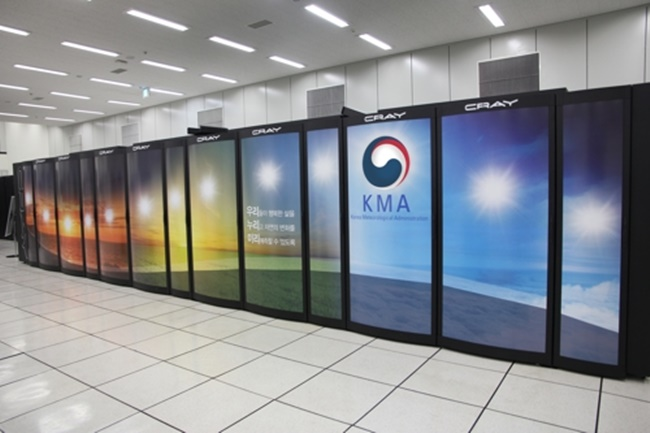 Meteorological Administration to Adopt 60 Billion Won Supercomputer