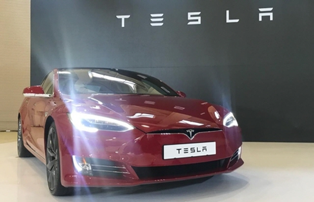 Tesla Launches World's Fastest Production Car in S. Korea