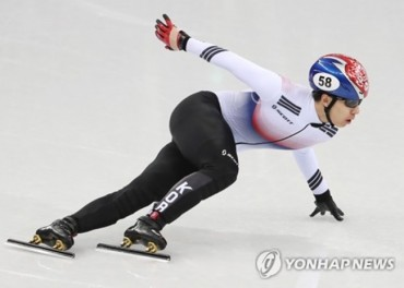 S. Korea's Hwang Dae-heon Wins silver, Lim Hyo-jun Wins Bronze in Men's 500m Short Track