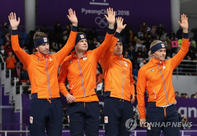 Dutch skater, Delegation Apologize for Remark on Korea's Treatment of Dogs