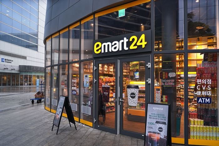 Emart24 Convenience Store Chain Outpaces Rivals in New Openings