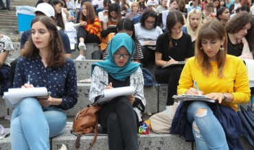 No. of Foreign Students in S. Korea Grew at Record-high 18 pct Last Year: Data