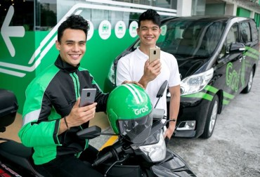 Samsung Inks MOU with Singapore's Ride-hailing Firm Grab