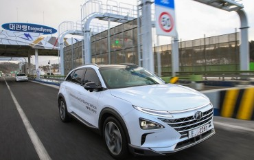 Hyundai Motor's Self-Driving Cars Succeed in Trial Run from Seoul to PyeongChang