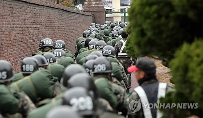 The South Korean government is mulling over compulsory military service for naturalized citizens. (Image: Yonhap)