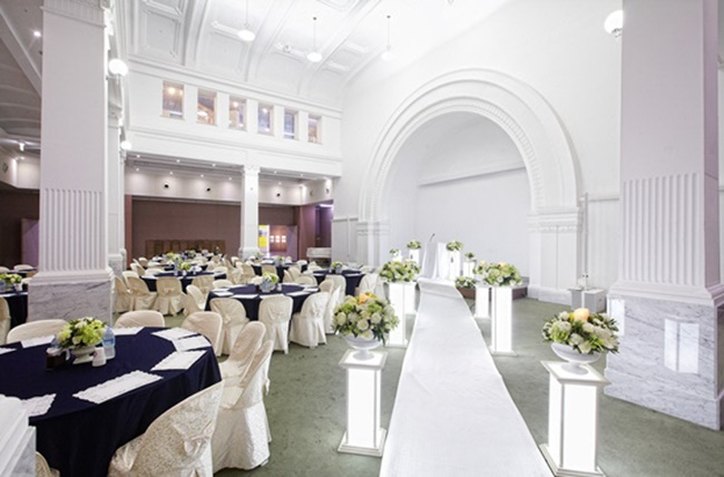 The Seoul Metropolitan Government is taking applications for a bargain wedding service at City Hall for just 66,000 won ($61).(Image: Seoul Metropolitan Government)