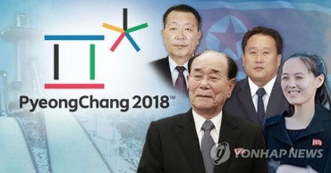 Speculation Grows as North Korea Sends Key Figures to PyeongChang