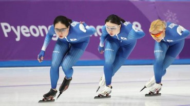 Poor Showing by Women's Speed Skating Team Erupts in Factionalism Controversy