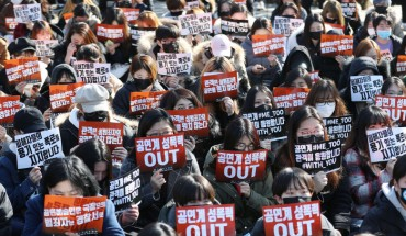 S. Korean Women Up in Arms over Discrimination and Misogynist Hate Crimes