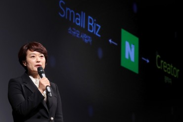 Naver Promises Cutting-Edge Tools for Small Businesses, Content Creators