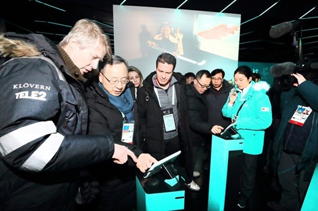 KT is set to commercialize 5G technology for the first time in the world next year. (Image: KT)