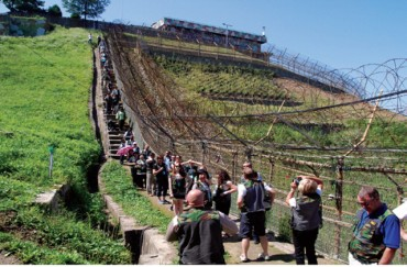 'Human Chain' to be Formed Along DMZ