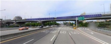 "Seoul to Convert Part of Expressway into ""Sun Road"""