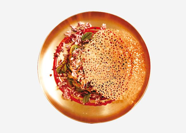 Yeoshim Flower Rice (Image: Pyeongchang County)