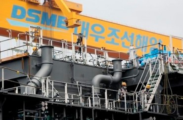S. Korean Shipbuilders Beat Rivals in February Orders