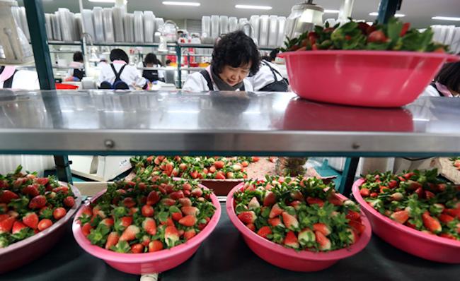 ASEAN No. 2 Agro-Livestock Export Market for S. Korea