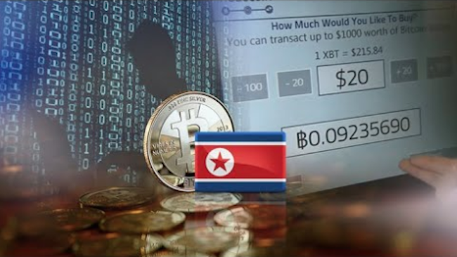 NK Estimated to Have Made Up to US$210 Mln with Bitcoin: Report