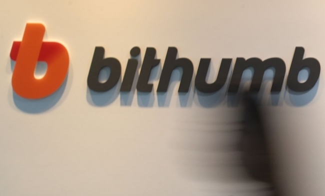 Among the cryptocurrency services, Bithumb had the most visitors in January with 3.33 million. (Image: Yonhap)