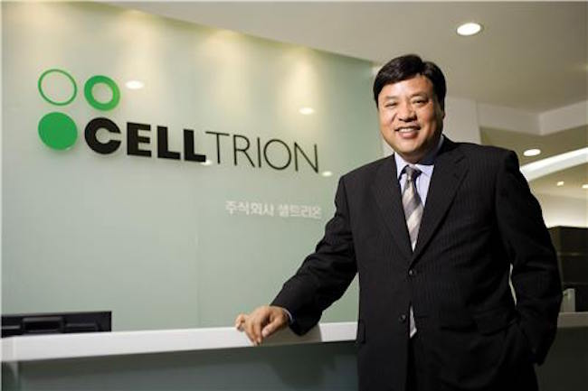 Celltrion Mulling Building New Plant in Asia