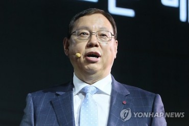 LG Electronics Retains Jo Seong-jin as CEO