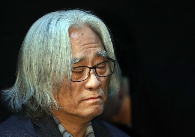 Theater director Lee Youn-taek (Image: Yonhap)