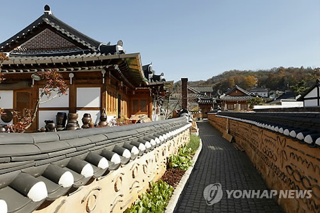 Boasting over 800 hanok – traditional Korean homes – Jeonju Hanok Village was designated as a Slow City in 2010. (Image: Yonhap)