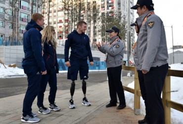 "After ""Safest Olympics"", Gangwon Police Ready for Paralympics"