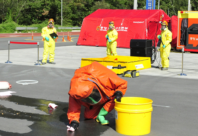 Accidents Down After Creation of Chemical Substance Hazard Risk Map