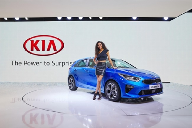Kia Aims to Sell Over 500,000 Vehicles in Europe This Year