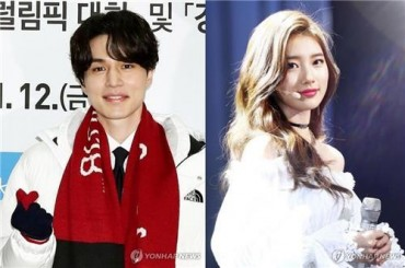 Actors Lee Dong-wook, Suzy Confirm Dating