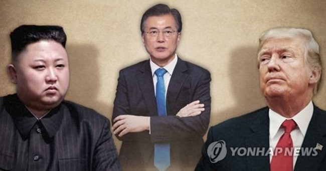 Moon Hails Agreement on U.S.-N. Korea Summit As 'Historic Milestone'