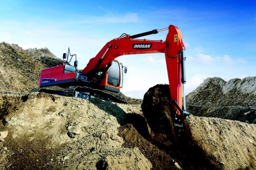 Doosan Infracore Posts a 15 pct Jump in China Excavator Sales