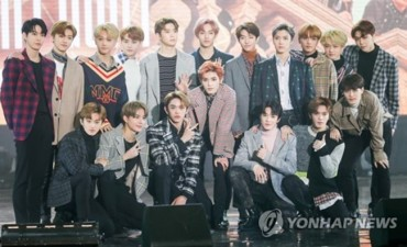 Experimental K-pop Act NCT Hopes to Reach Beyond Hardcore Fan Base