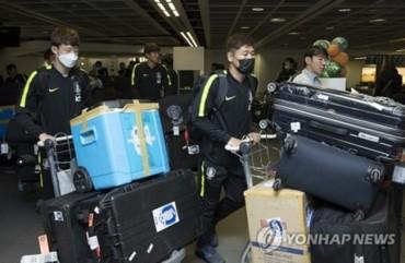S. Korea Nat'l Football Team Set to Train with Full Squad for European Friendlies