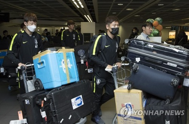 S. Korea Nat'l Football Team Set to Train with Full Squad for European Friendlies