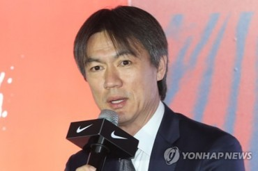S. Korean Football Exec Hopes Nat'l Team Can Show Its 'Fangs' at World Cup