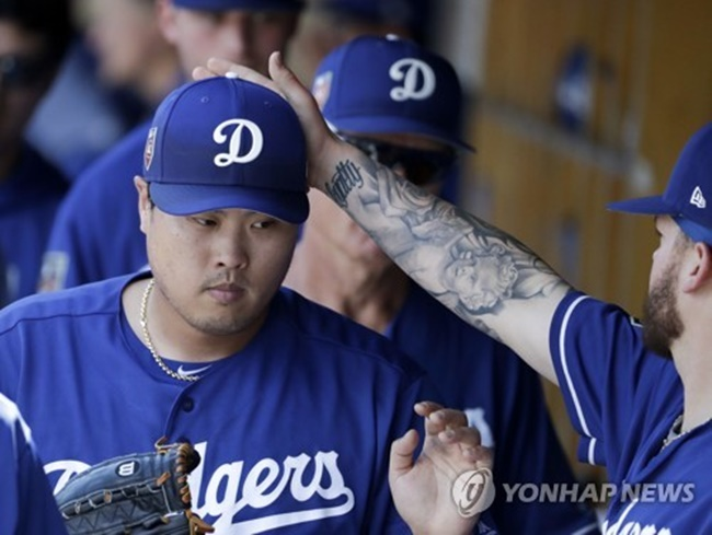 Dodgers' Ryu Hyun-jin Picks Up 2nd Preseason Win in Best Spring Start