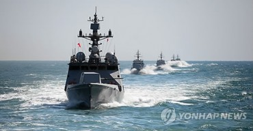 Navy Stages Drills to Commemorate 2010 Cheonan Sinking