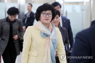 N. Korean Football Officials Arrive in Busan for EAFF Meeting