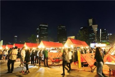 Spring Heralds Return of Seoul's Night Markets
